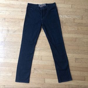 Levi's Men's Super Skinny 510 Dark Blue Jeans